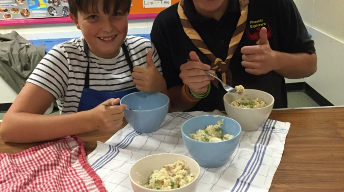 IExplorers do Masterchef!