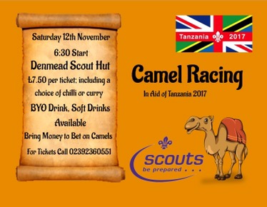 Camel Racing – don't miss this!