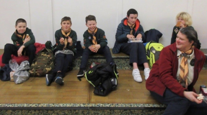 Sixers and seconder's trip to London